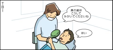 メディカルトリートメントモデルのご案内アニメ TBI